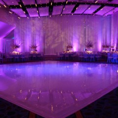 Dance Floor Wrap